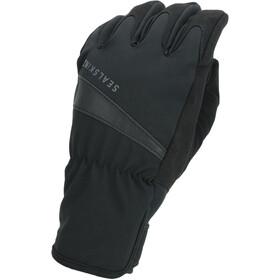 Sealskinz Waterproof All Weather Guanti da ciclismo, nero